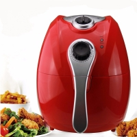 Oilless AirFryer 1501 Series (White ,Black, Red Type)